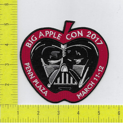Star Wars: Vader for Big Apple Comic Con Patch