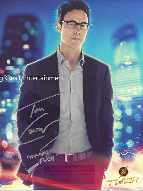 Tom Cavanagh Autographed 8 in x 10 in. Photo