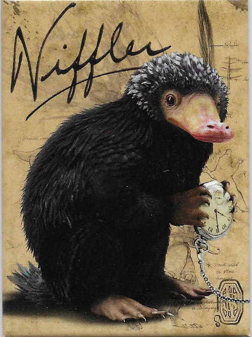 Fantastic Beasts: Newt's Creature Niffer