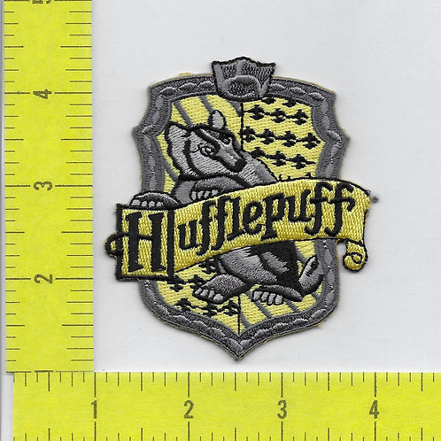Harry Potter: Hufflepuff Patch