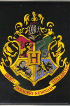 Harry Potter: Hogwarts Schools Crest Logo