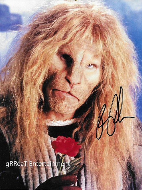 Ron Perlman Autographed 8 in x 10 in. Photo