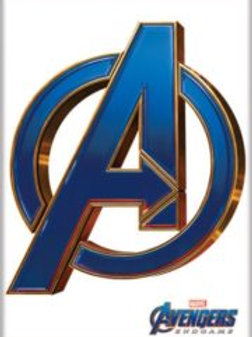 Avengers Endgame: Group A Movie Logo