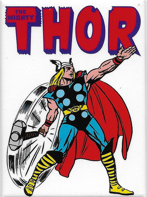 Marvel Comics: The Mighty Thor