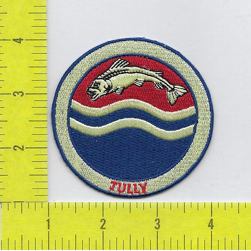 Game of Thrones: Tully House Sigil Patch