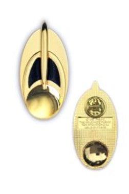 Star Trek DS9 Bajoran Communicator Pin