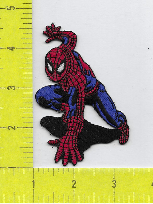 Marvel Spider-Man Patch (crouching down)