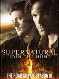 Supernatural: The Road So Far Season 10
