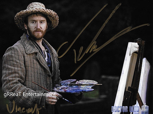 Tony Curran Autographed 10 in x 8 in. Photo