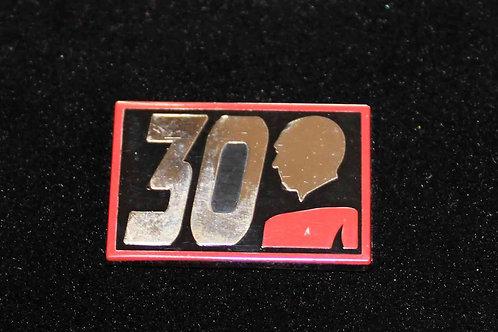 Star Trek: Next Generation 30th Anniversary pin