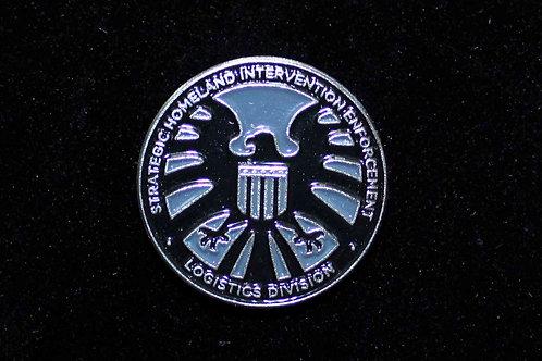 Agents of S.H.I.E.L.D. Logistics Pin