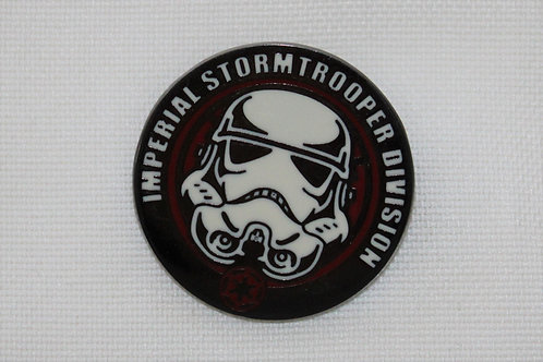 Star Wars: Imperial Stormtrooper Division Pin