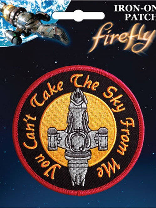 Firefly TV series: You Can't Take The Sky From Me