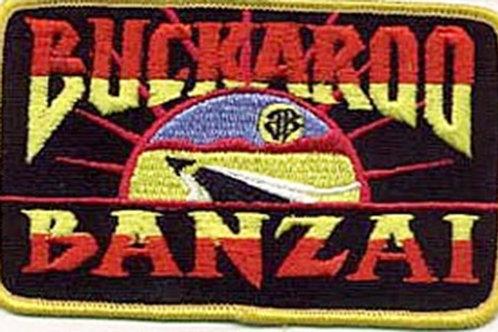 Buckaroo Banzai Movie Name Logo