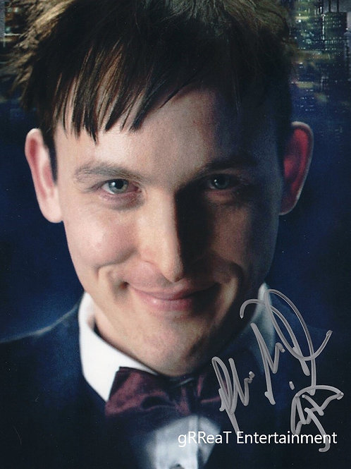 Robin Lord Taylor autographed 8 in x 10 in photo