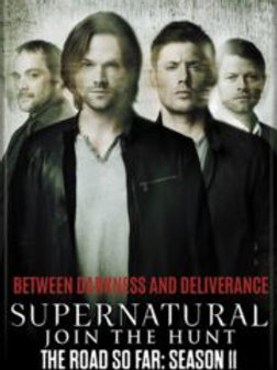 Supernatural: The Road So Far Season 11