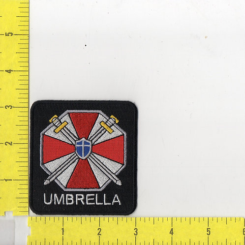 Resident Evil: Umbrella Corp. Logo and Name (Square)