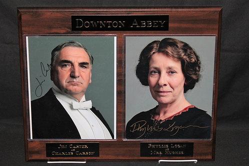 """Downton Abbey"" Double Cherry Plaque"