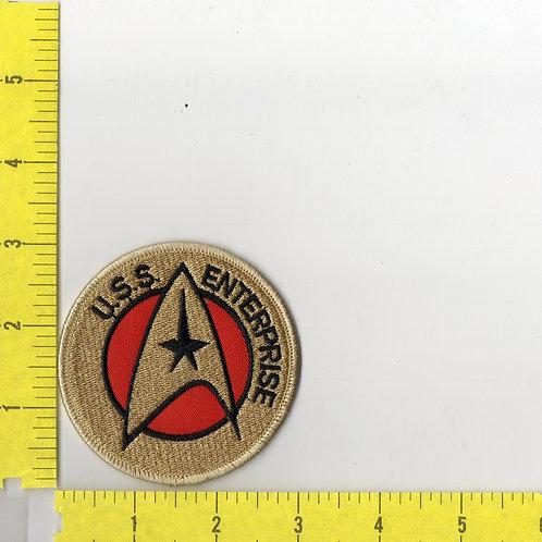 Star Trek: TOS Enterprise Logo