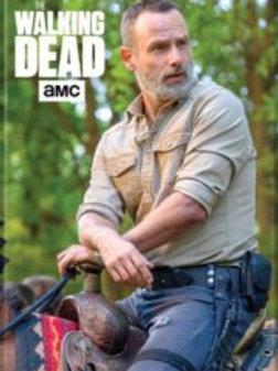 TWD: Rick Riding a Horse