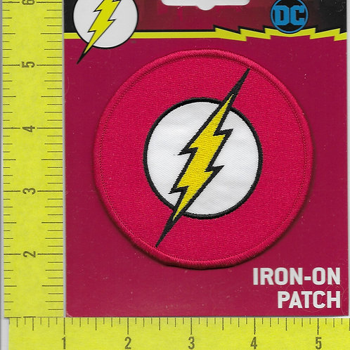 DC Comics The Flash LICENSED Patch
