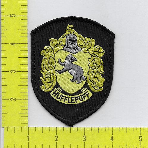 Harry Potter: Hufflepuff Shield Robe Patch
