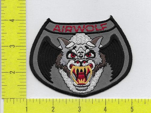 Airwolf TV Series Logo Patch sm