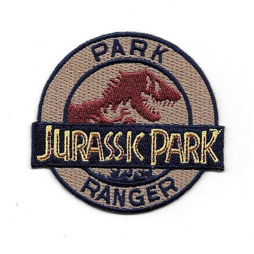 Jurassic Park Movie: Park Ranger Logo