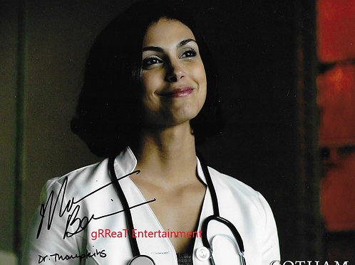 Morena Baccarin autographed 10 in x 8 in photo