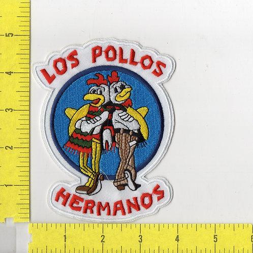 Breaking Bad TV Series: Los Pollos Hermanos Patch