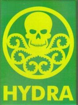 Marvel Comics: Capt. America Hydra Logo