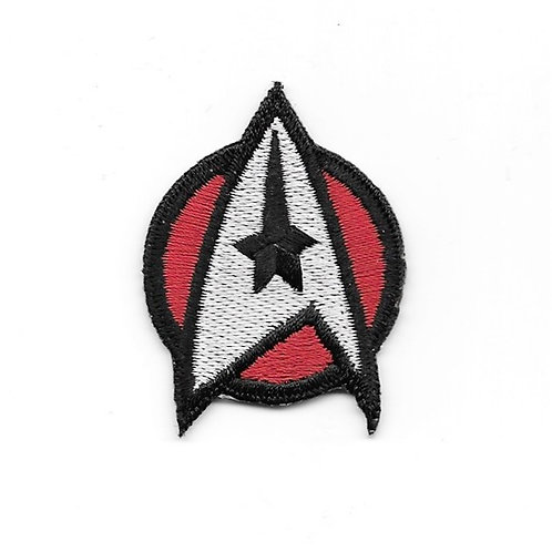 Star Trek: Movie Engineering Patch - RED