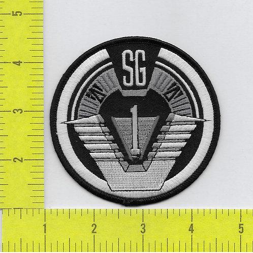 Stargate SG-1: TV Series Logo sm