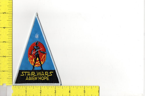 Star Wars: A New Hope Movie Logo Patch
