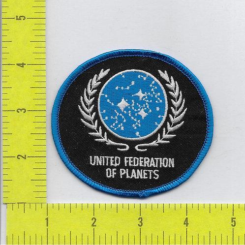 Star Trek:  UFP Patch