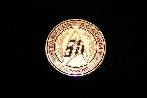 Star Trek: 50th Anniversary Pin