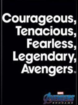 Avengers Endgame: Movie Description Text