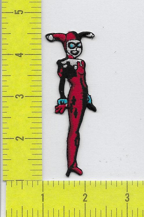 DC Comics Batman Harley Quinn Patch