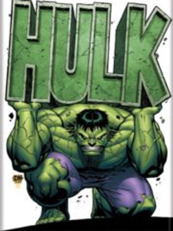 Marvels: The Incredible Hulk