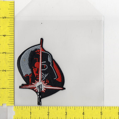 Star Wars: Anakin/Darth Vader Faces Good/Evil Lightsaber Patch
