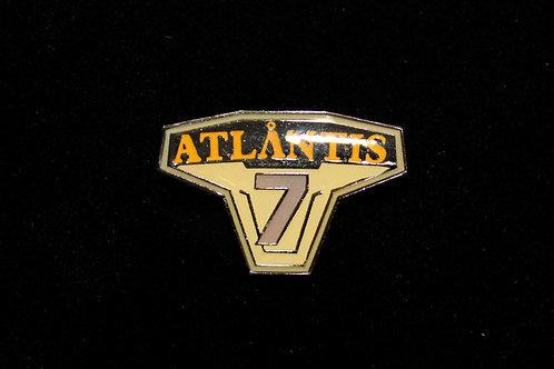 Stargate Atlantis Pin