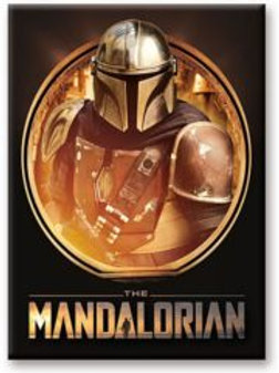 The Mandalorian: In a Circle Art Image