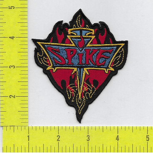 Buffy The Vampire Slayer - Spike-  multi color Patch