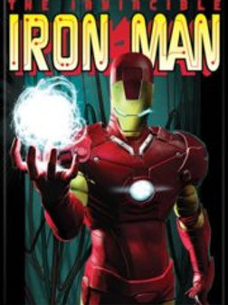 Marvel Comics: Iron Man