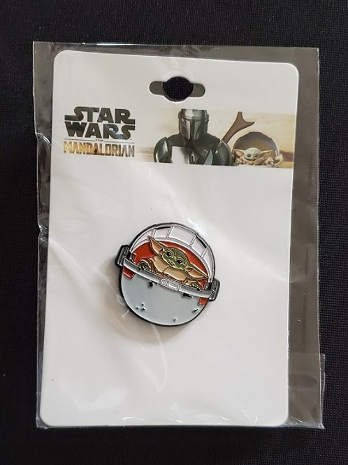 Star Wars: Mandalorian, The Child pin LINCENSED