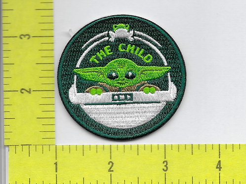 Star Wars: The Child from Mandalorian Patch