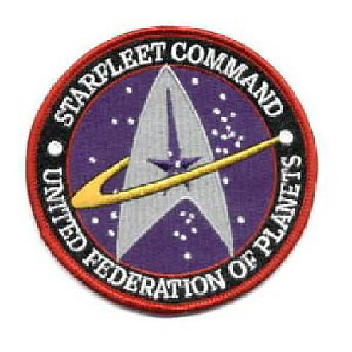 Star Trek: TOS Starfleet Command Logo