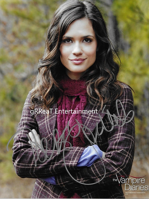 Torrey DeVitto Autographed 8 in x 10 in. Photo