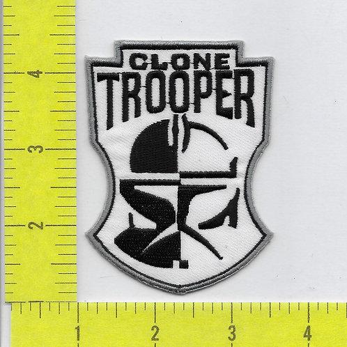 Star Wars: Clone Trooper Patch