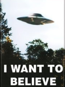 The X-Files TV series I Want To Believe